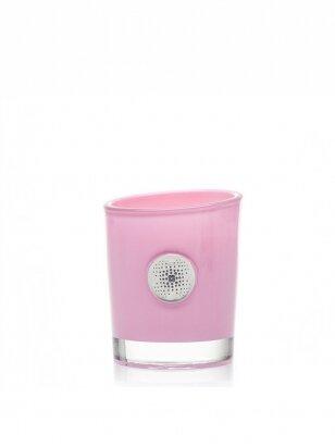 PURE FLAME Adore MUSC ROSE kvepianti žvakė