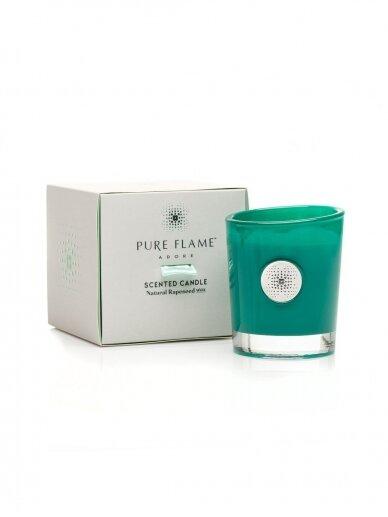 PURE FLAME Adore  MONTAGNE kvepianti žvakė 2
