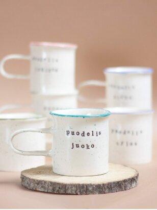 RaMi keramika puodelis- juoko