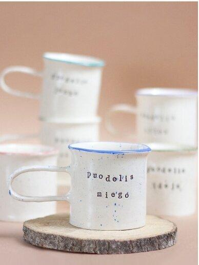 RaMi keramika puodelis-miego