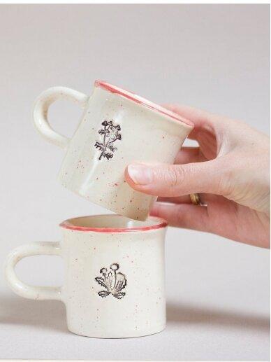 RaMi keramika puodeliai-Espresso duetas