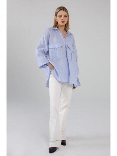 ROBI AGNES lininiai marškiniai Dori