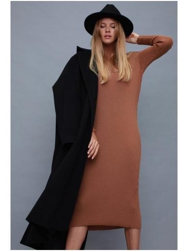 ROBI AGNES megzta suknelė LUNA turtleneck