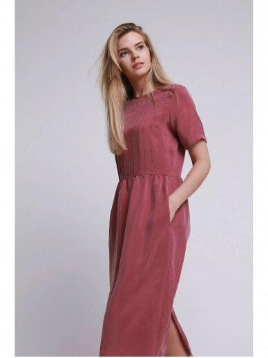 ROBI AGNES suknelė Elle dusty pink 2