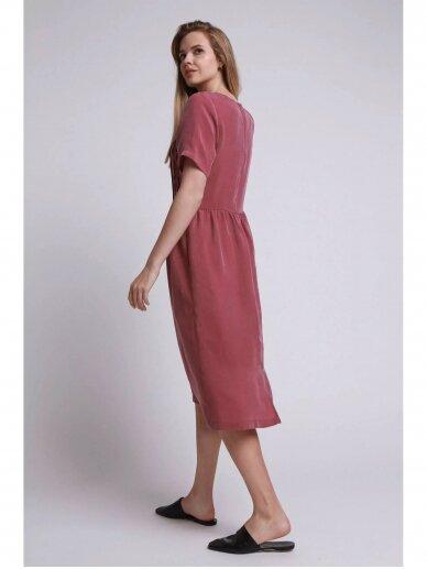 ROBI AGNES suknelė Elle dusty pink 3