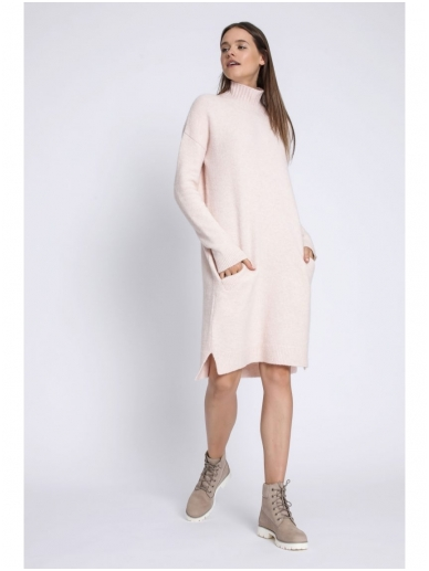 ROBI AGNES  megzta suknelė su kišenėm LUKA W 24