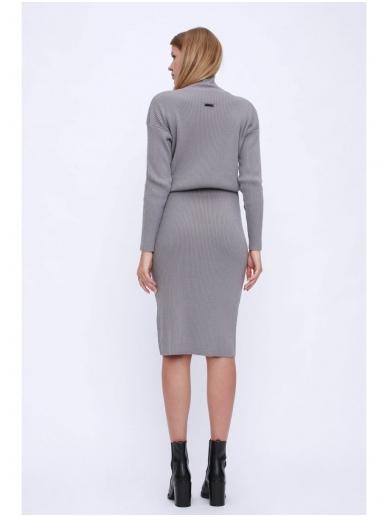 ROBI AGNES megzta suknelė LUNA turtleneck 24