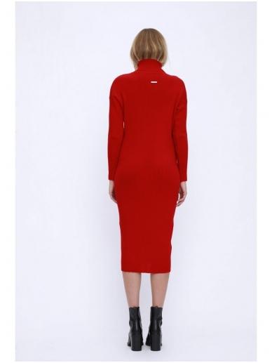 ROBI AGNES megzta suknelė LUNA turtleneck 34