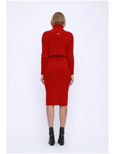 ROBI AGNES megzta suknelė LUNA turtleneck 28