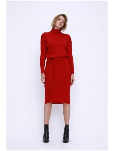 ROBI AGNES megzta suknelė LUNA turtleneck 29