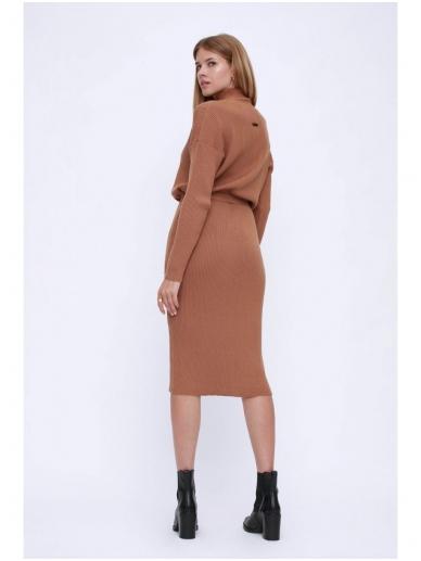 ROBI AGNES megzta suknelė LUNA turtleneck 16
