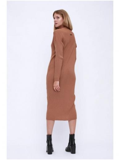 ROBI AGNES megzta suknelė LUNA turtleneck 17