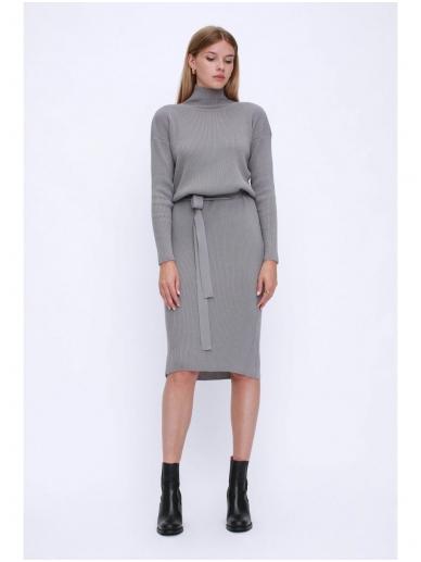 ROBI AGNES megzta suknelė LUNA turtleneck 21