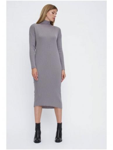 ROBI AGNES megzta suknelė LUNA turtleneck 22