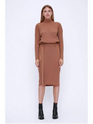 ROBI AGNES suknelė LUNA turtleneck