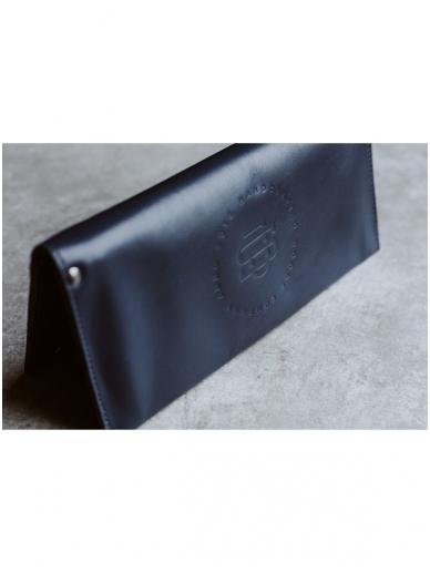 SJGOODS moteriška piniginė ( tamsiai  mėlyna) 3