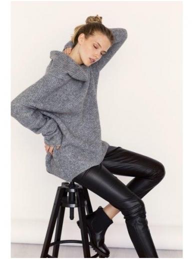 ROBI AGNES šiltas megztinis  aukštu kaklu SOFIE 10