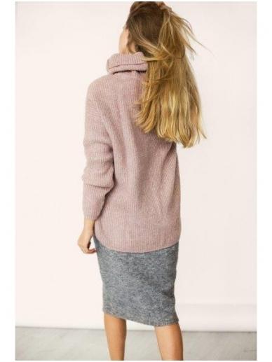 ROBI AGNES šiltas megztinis  aukštu kaklu SOFIE 14