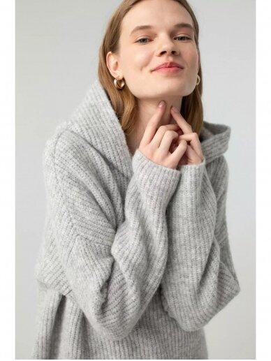 ROBI AGNES megztas džemperis LOU GREY 15