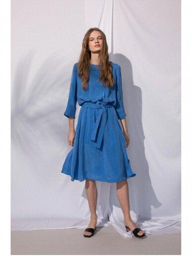 ROBI AGNES suknelė VIKI blue 7